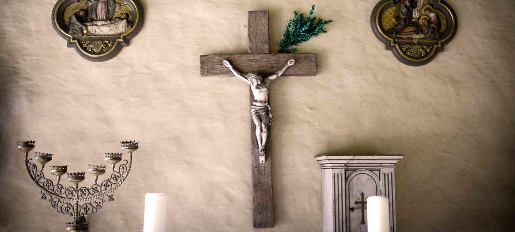 教会に十字架がある理由