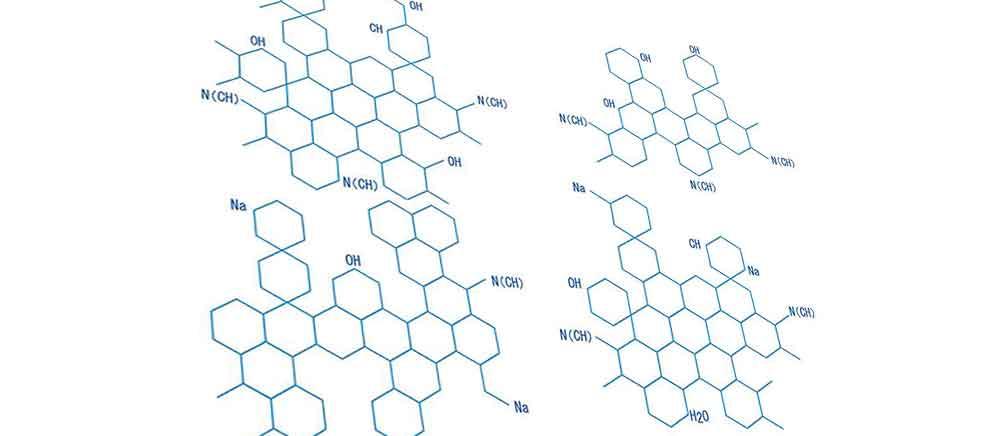 進化を表すDNAの構造図のイメージ