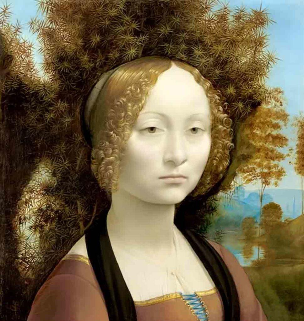 ジネブラ・デ・ベンチの肖像
