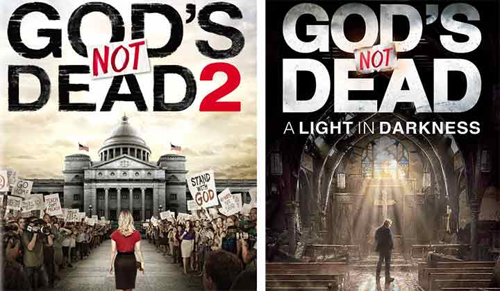 おすすめのキリスト教映画「神は死んだのか」の続編作品のイメージ