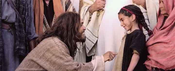 おすすめのキリスト教映画「サン・オブ・ゴッド」のイメージ