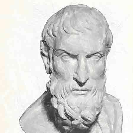エピクロスの肖像