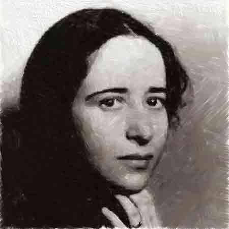 アーレントの肖像
