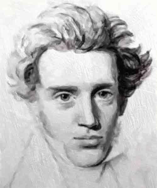 キルケゴールの肖像
