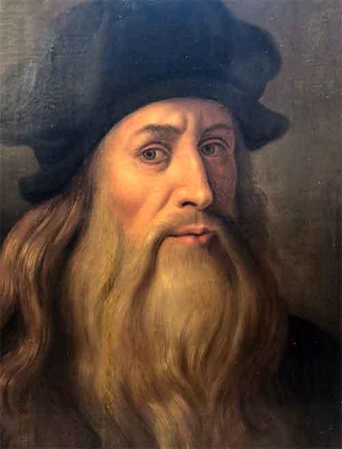 レオナルド・ダヴィンチの肖像画