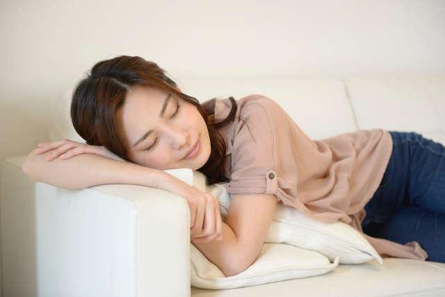 就寝時の注意事項